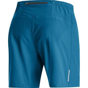 """GORE WEAR R5 5"""" shorts Herrer, blå"""